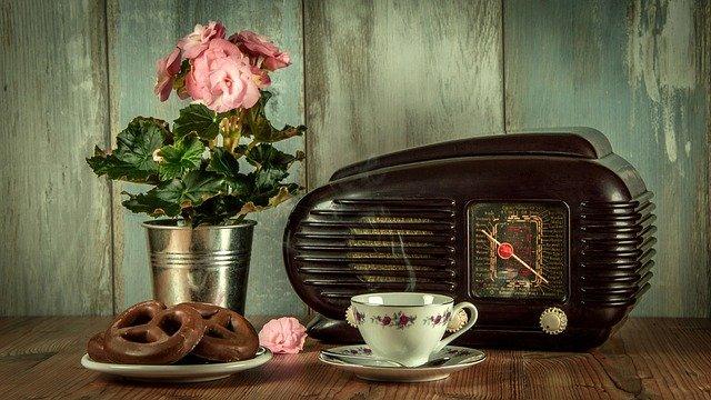 rádio starožitnost